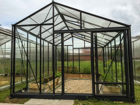 Juna greenhouse antracite 1 of 1